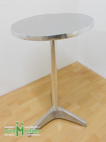 mesa de aluminio 01